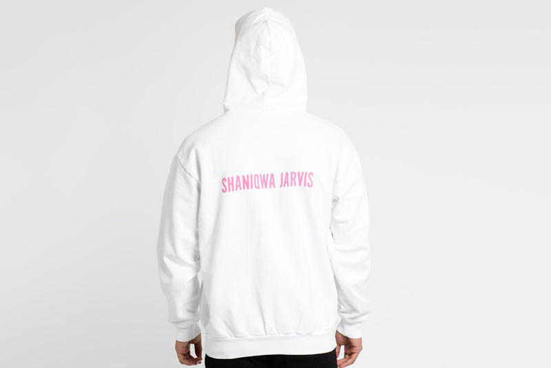 Shaniqwa Jarvis Sneakersnstuff Connection exhibition products release