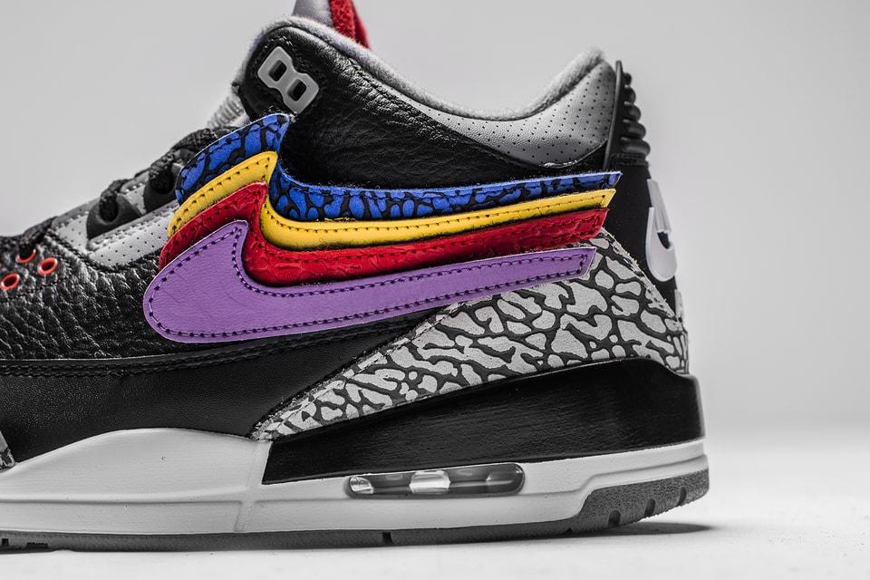 newest collection ce1c2 cbc45 The Shoe Surgeon s Air Jordan 3