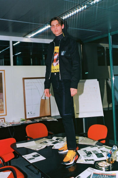 SHOOP Fall Winter 2018 Collection Lookbook