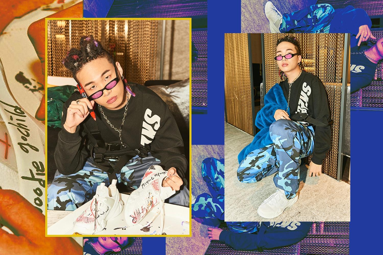 Skechers Korea Woodie gochild DLT-A Sneaker Film Jay Park H1GHER MUSIC
