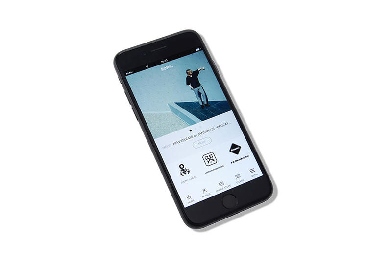 Soph App IOS Android Free Clothing Marketplace Online Store