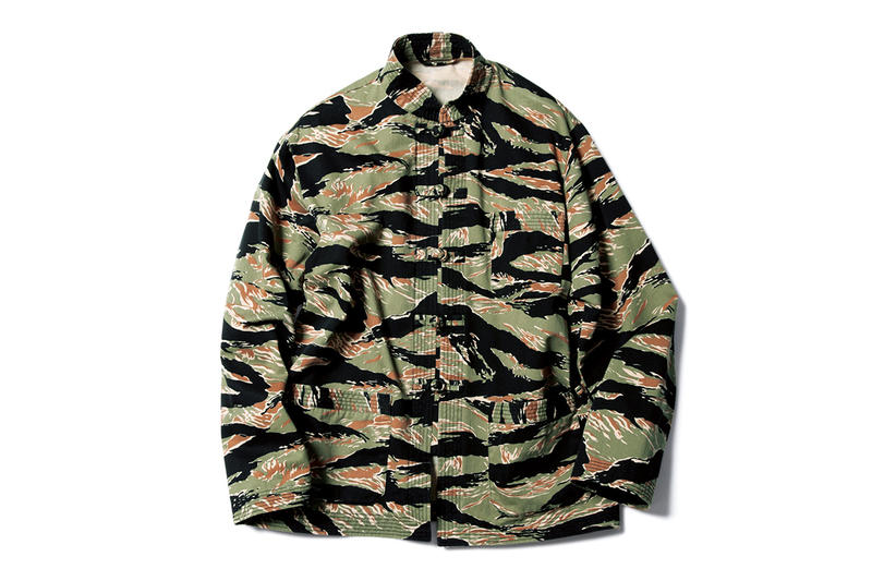 SOPHNET. Solotex 2018 Spring Drop Camouflage Outerwear Jackets