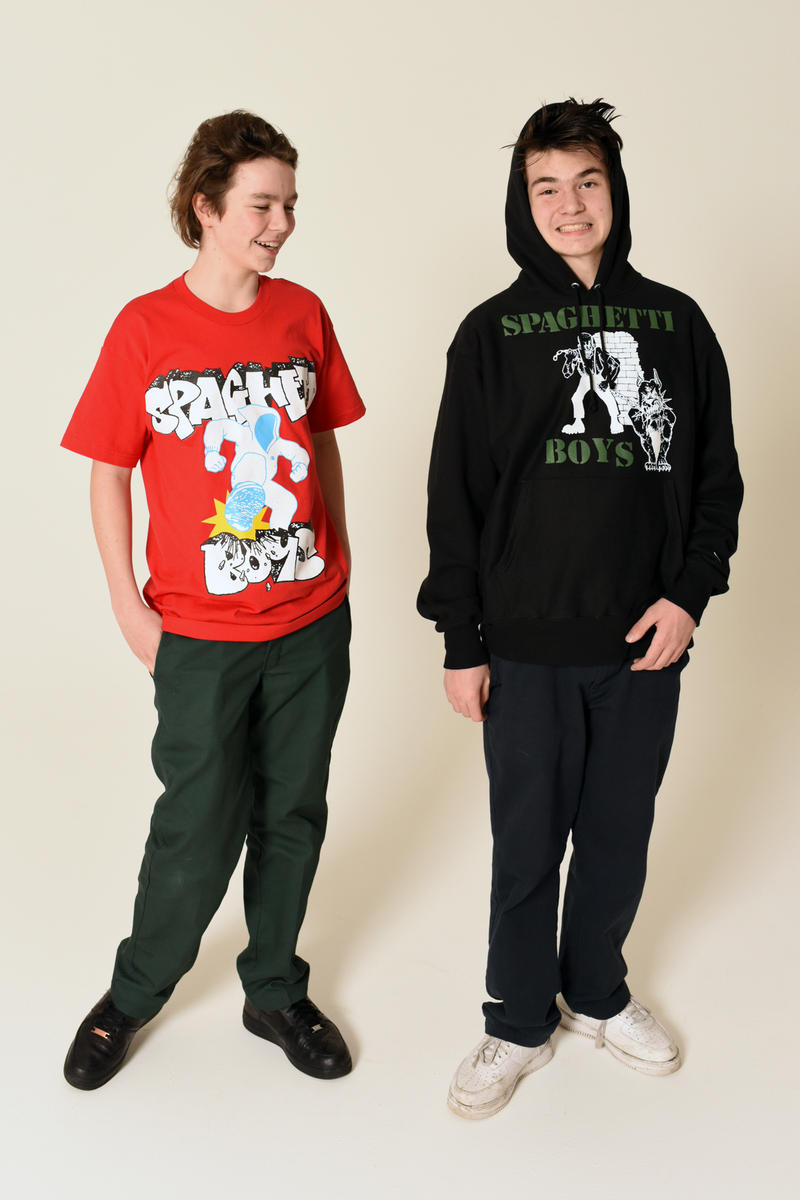 Spaghetti Boys Clothing Collection purchase now