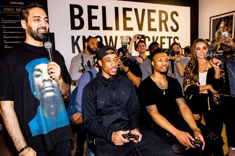 Spalding Backcourt NBA All-Star Weekend Recap, Chris Paul, Terrence J,