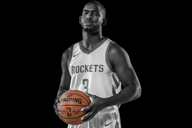 Chris Paul Terrence J Spalding Panel NBA All Star Weekend Announcement