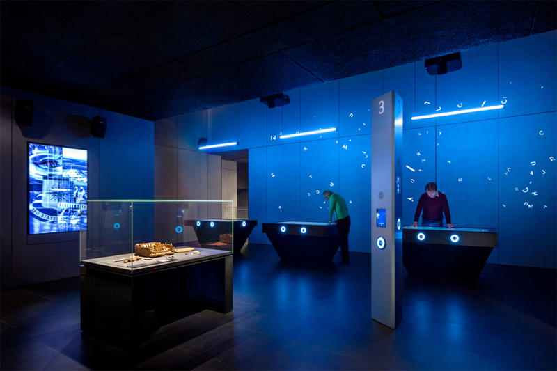 Spy Museum New York City David Adjaye Spyscape