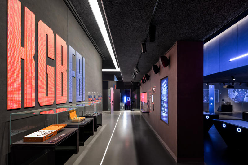 Spy Museum New York City David Adjaye Spyscape