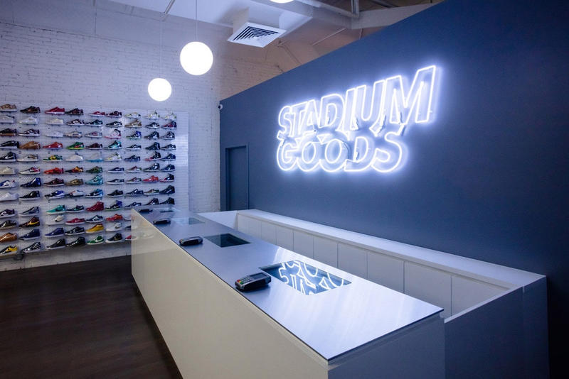 LVMH Luxury Ventures Stadium Goods Investment Sneaker Shopping New York Dior CELINE Louis Vuitton