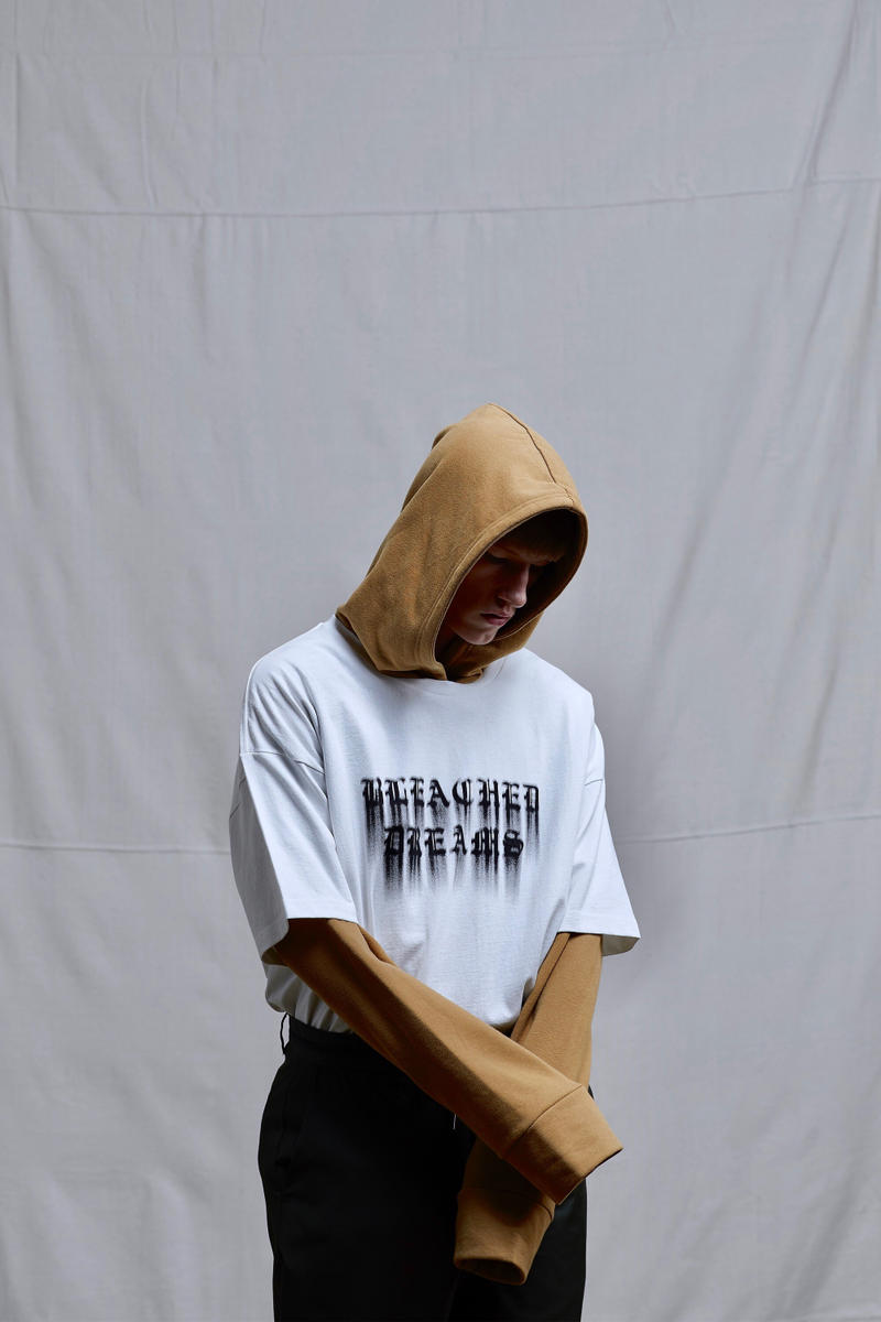 STAMPD Spring/Summer Bleached Dreams Collection Streetwear Fashion Menswear Men Womens Clothing Apparel Los Angeles Underground Brands