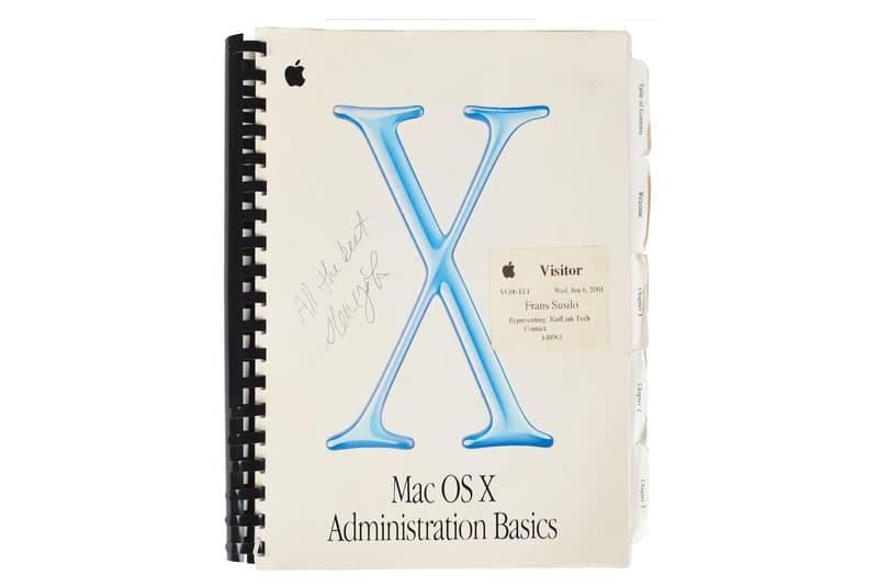 Steve Jobs Employment Application Auction sale apple