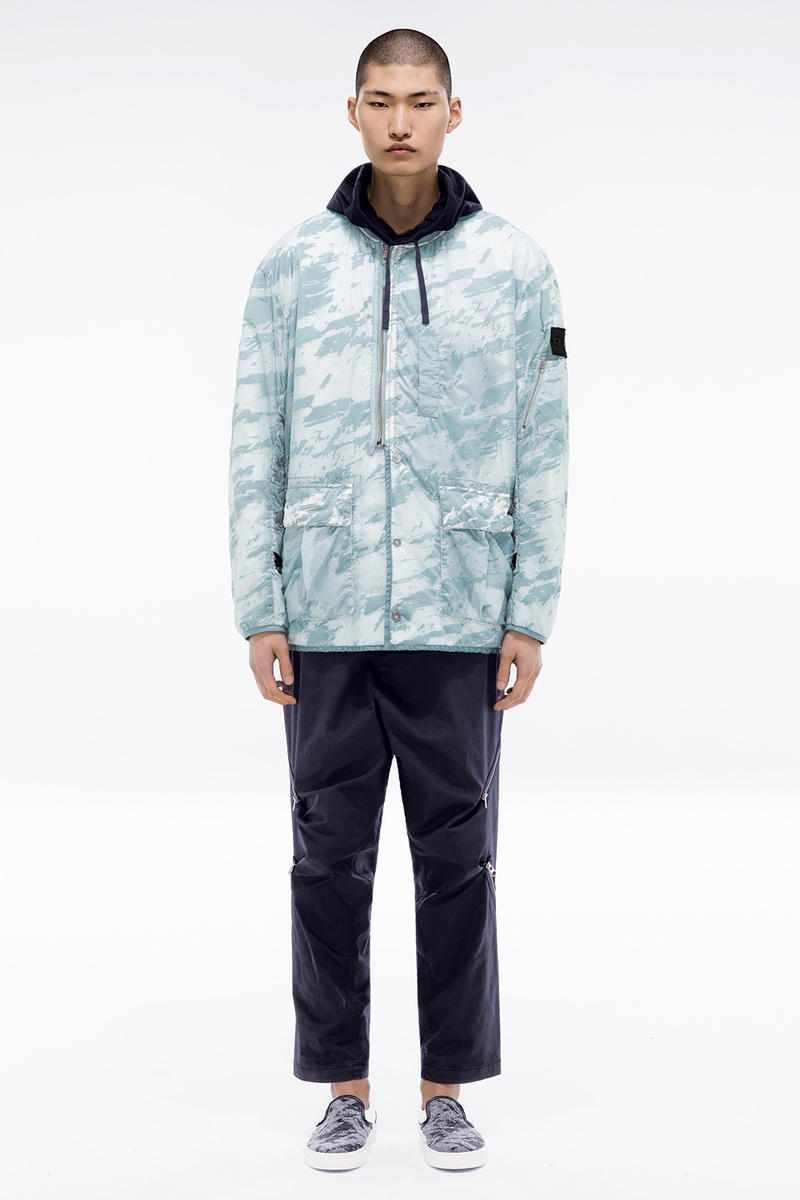 Stone Island Shadow Projects Spring/Summer 2018 Lookbooks