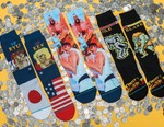 'Street Fighter II' Meets Stance Socks