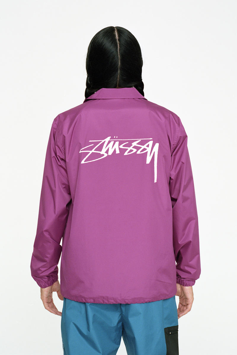 Stüssy Spring 2018 Collection Lookbook release date purchase