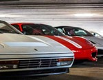 Some of the World's Rarest Supercars Are Sitting Abandoned in a Public Parking Garage