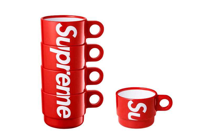 Supreme Spring/Summer 2018 Accessories