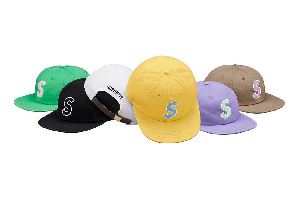 Supreme Spring/Summer 2018 Hats