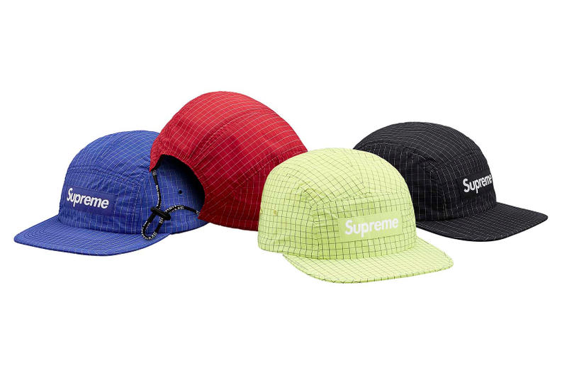 a25071ecb Supreme 2018 Spring/Summer Hats | HYPEBEAST