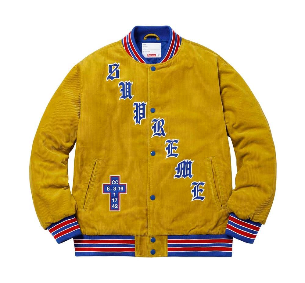 Supreme 2018 Spring/Summer Jackets