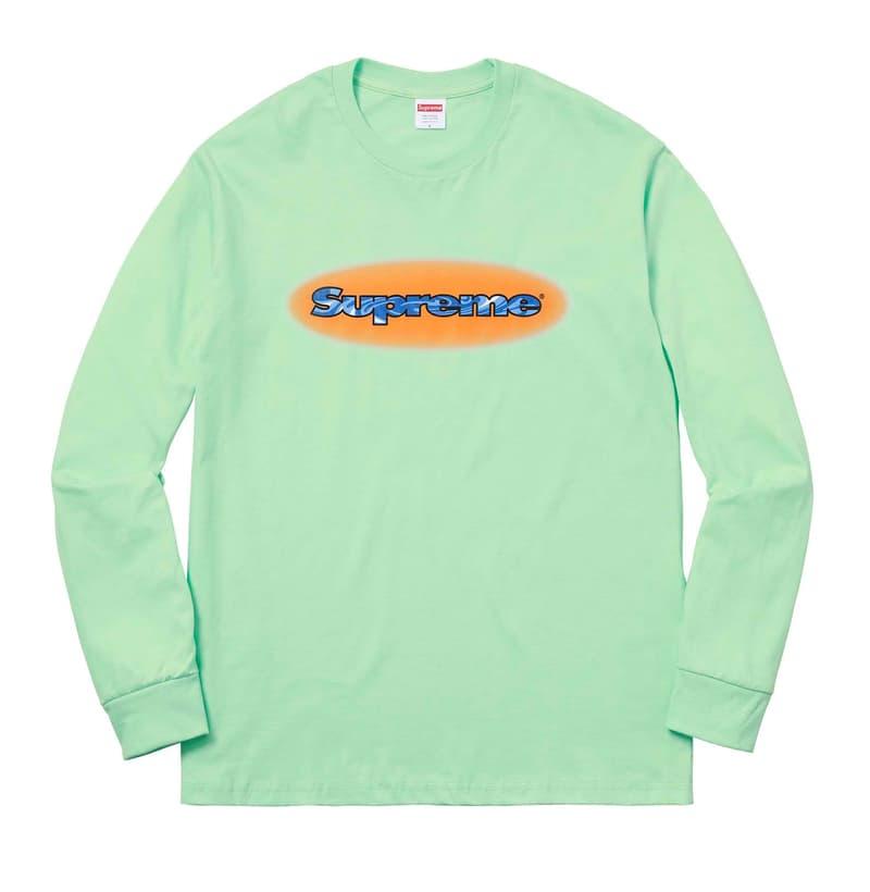 Supreme Spring/Summer 2018 Tees