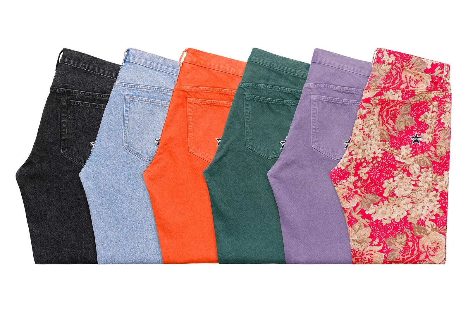 Supreme Spring/Summer 2018 Drop 1 Release Info noah dover street market raf simons calvin klein adidas nike