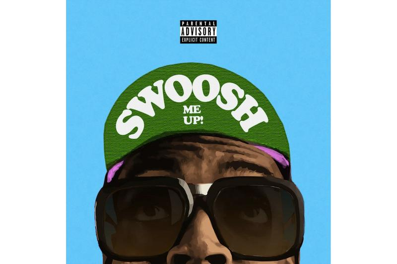 Swoosh Swoosh Me Up music cardogotwings asap mob single stream vol 1 awge dvd