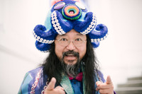 Takashi Murakami Talks Controversial YEEZY Sandals, Hating Birthdays & More