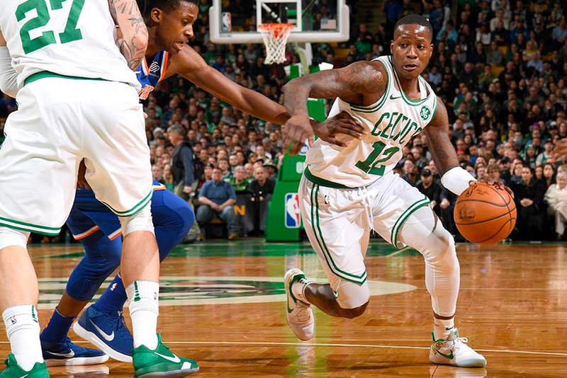 Terry Rozier adidas Contract Termination Nike Shootaround Loses NBA