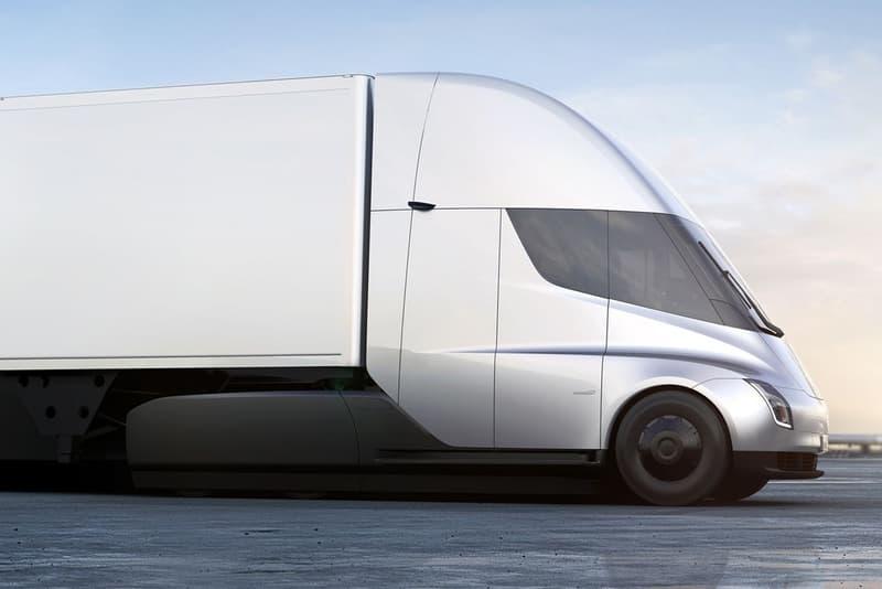 Tesla Semi Electric Trucks Cost Effective Elon Musk DHL Pepsi