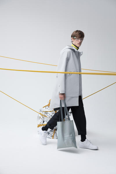 The Arrivals 2018 Spring Summer Lookbook exclusive look collection 2018 march weekly drop outerwear
