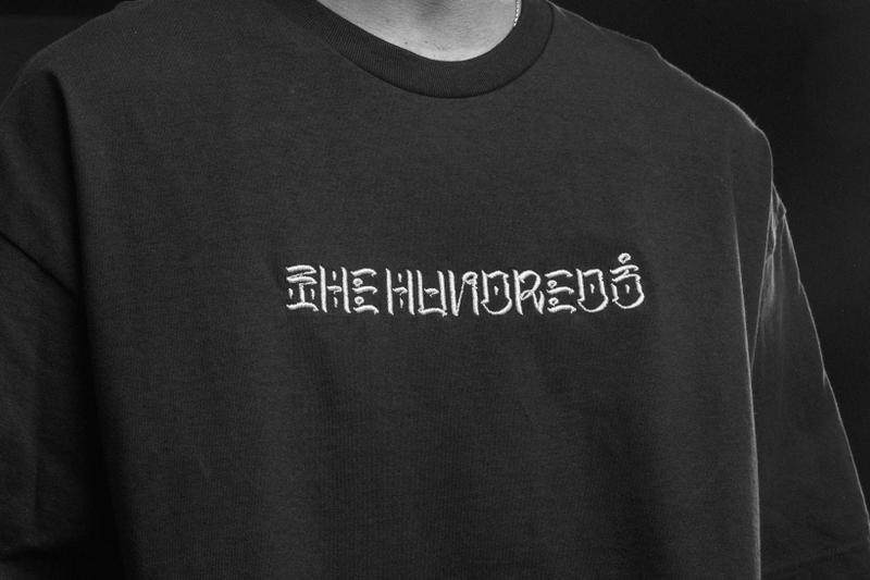 The Hundreds Usugrow Japanese Artist Art Artwork Fashion Apparel Accessories Streetwear Calligraphy Hardcore Punk Styles