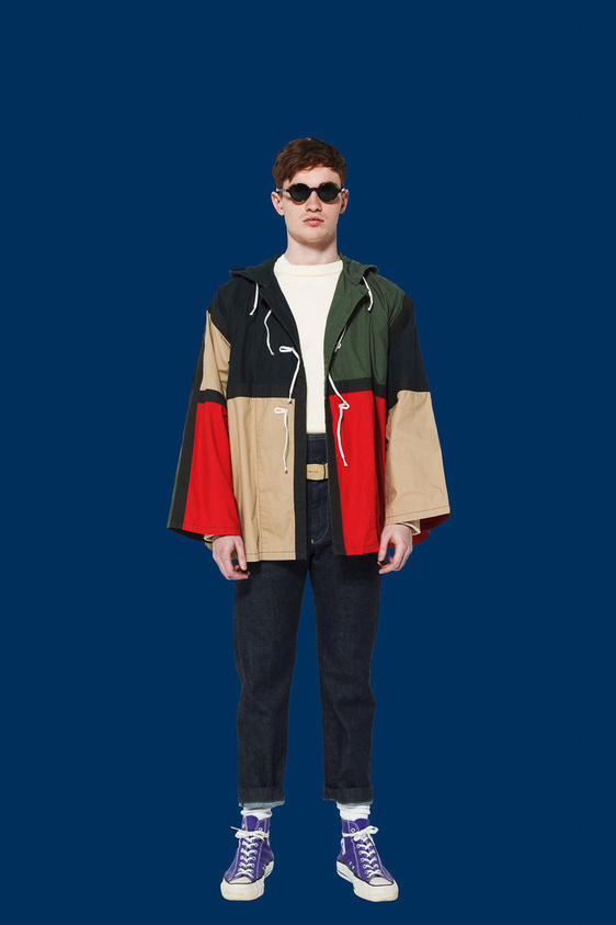 The NERDYS Fall Winter 2018 collection Lookbook