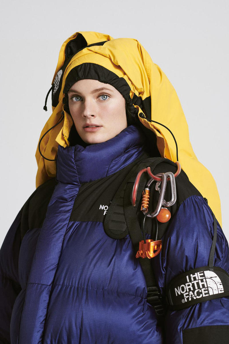 Vintage The North Face Vice Garage Magazine Archive 50 fifty years rare baltoro editorial Steep Tech tonar tech gear mountain light guide gore tex all weather