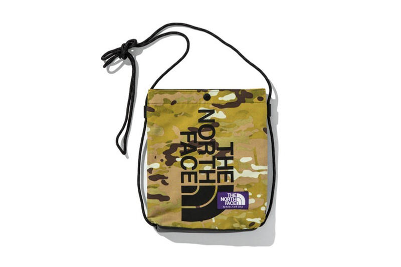 THE NORTH FACE PURPLE LABEL Camo Capsule BEAUTY YOUTH united arrows exclusive camouflage 2018 spring summer february release date info