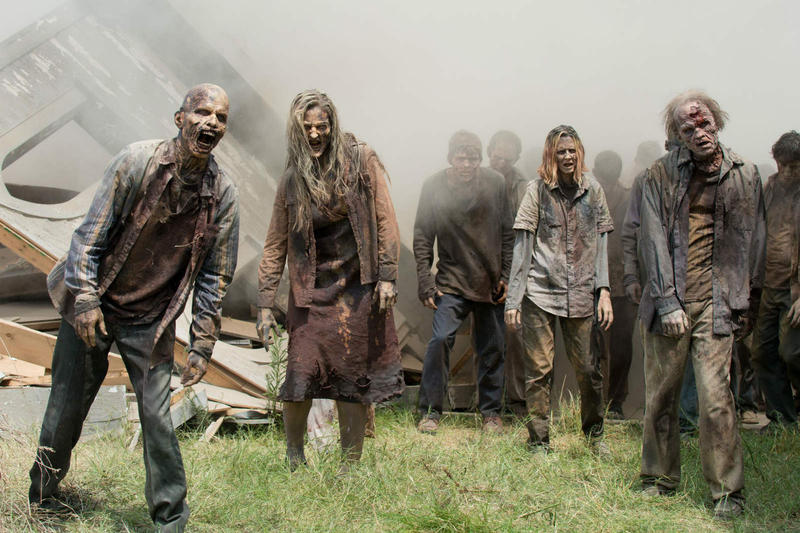World's First Walking Dead Roller Coaster Thorpe Park