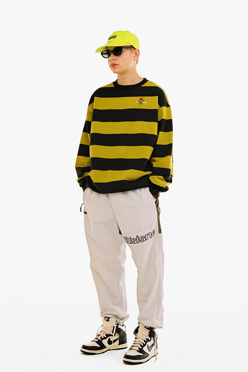 thisisneverthat Spring summer 2018 Lookbook Korean Streetwear