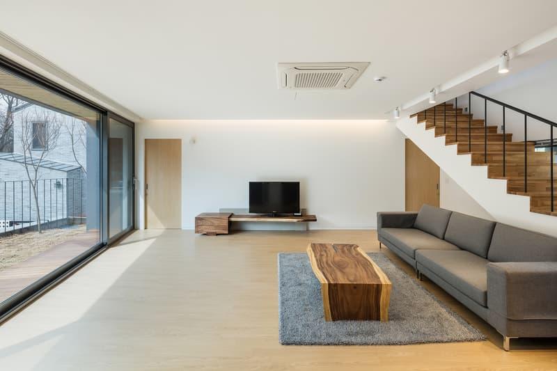 Three Roof House South Korea PLAIN WORKS Architects Kyungmin Kwon