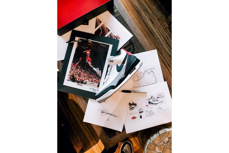 Tinker Hatfield Air Jordan 3 Collectors Questions Answer Brand Nike