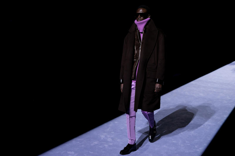 Tom Ford Fall Winter 2018 Collection New York Fashion Week Mens Runways