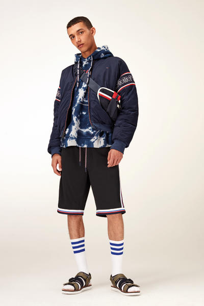 Tommy Jeans Spring/Summer 2018 Collection Celebrates All-American Classics