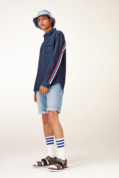 Tommy Jeans Spring Summer 2018 Collection lookbook tommy hilfiger