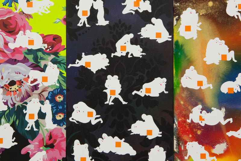 Tomokazu Matsuyama Afternoon Delight Inside Arsham Fieg Gallery Walkthrough Ronnie Fieg Daniel Arsham KITH LeBron James