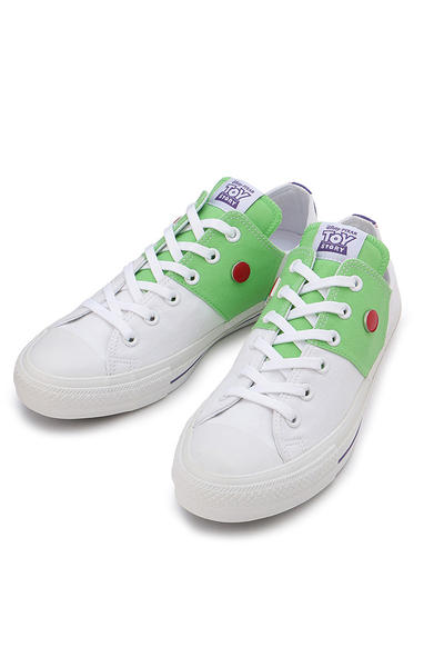 Toy Story Converse Sneaker Collection All Star 100 High Tops Hi Top Low Top Casual Sneakers Fashion Menswear Womens Shoes Men Women Kids Pixar Disney