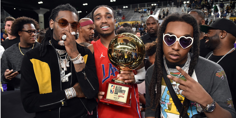 Quavo Named MVP in 2018 NBA All-Star Celebrity Game  481d94aff