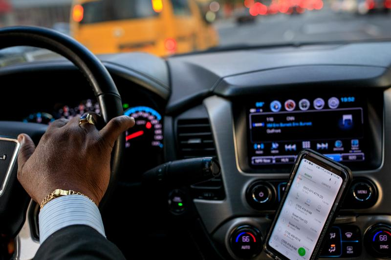Uber Driver Personalitized Playlists Viral