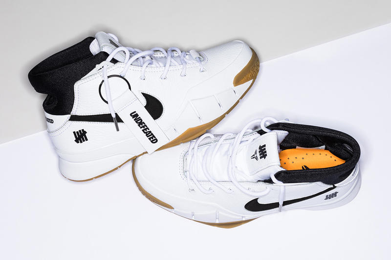 e512c64ec03e Here s a Closer Look at the UNDEFEATED x Nike Kobe 1