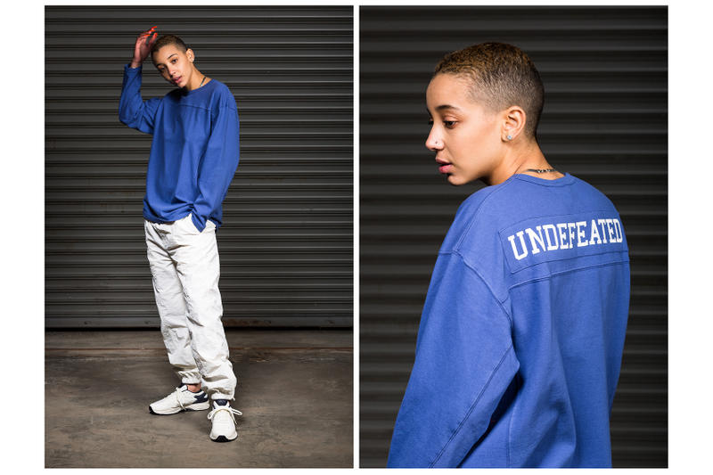 UNDEFEATED Spring/Summer 2018 Lookbook
