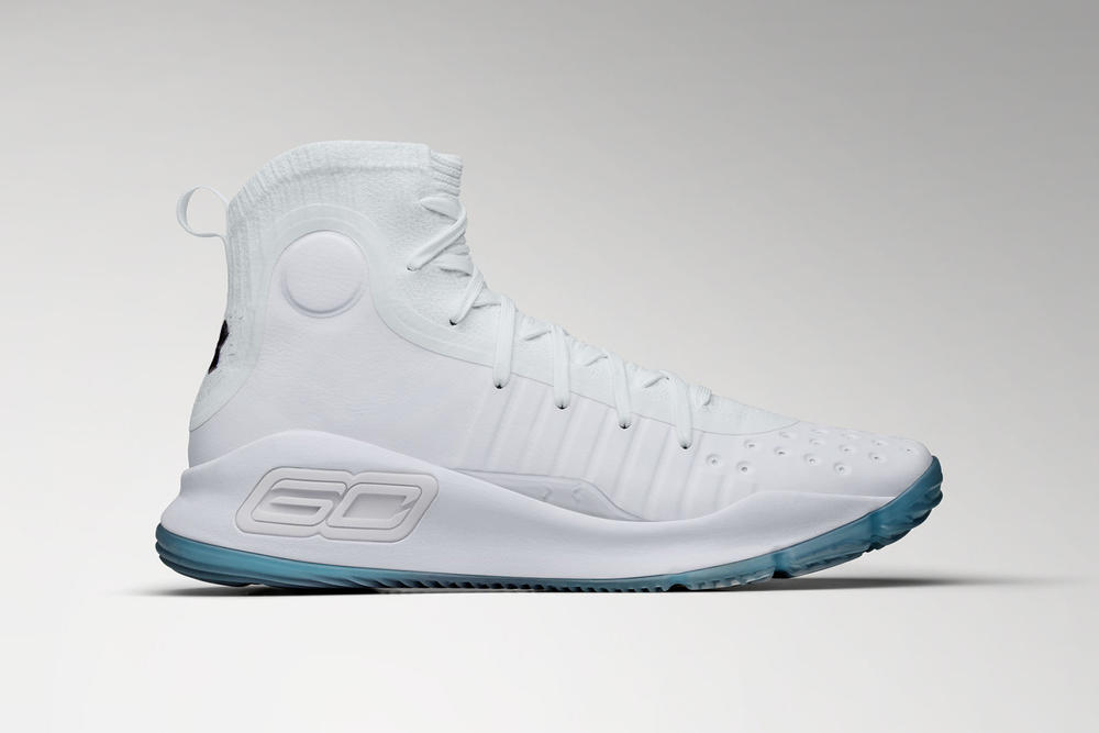 Under Armour Curry 4 All Star white 2018 february 16 release date info los angeles la steph stephen golden state warriors
