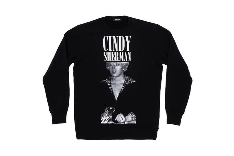 Cindy Sherman UNDERCOVER Capsule Release Sweater Crewneck