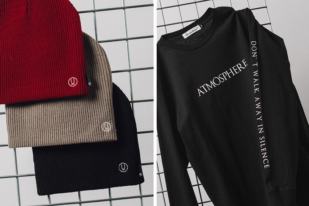 UNDERCOVER Spring 2018 Hoodie Sweater T-Shirt Beanie