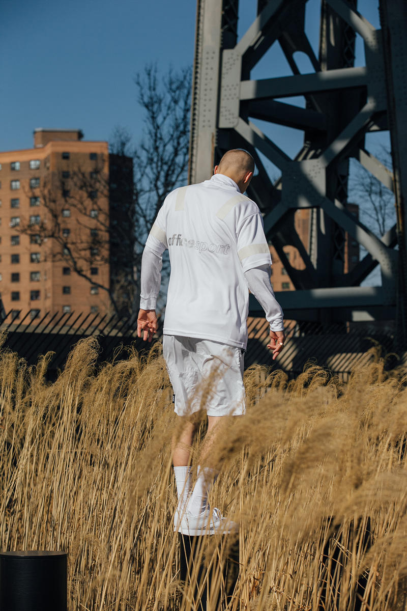 UPWW Research Office Sport Magazine Capsule Collection collaboration 2018 february release date info drop lookbook